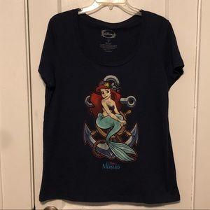 Disney Little Mermaid tee